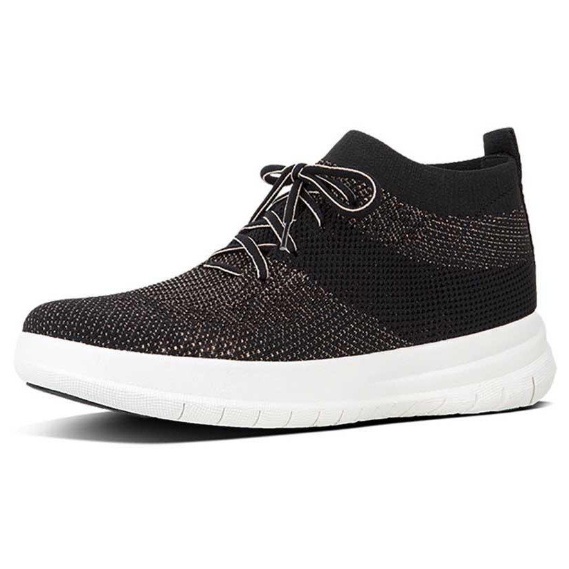 Sneakers Fitflop Uberknit Slip-on High Top