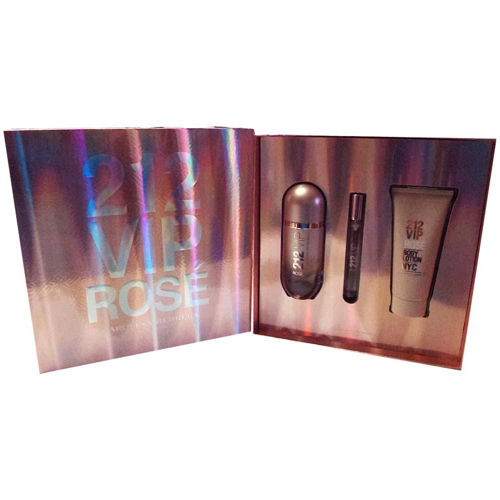 Carolina Vip Mini VapoPerfumed 212 Herrera De Rose 10ml Parfum Body Lotion 80ml Fragrances 100ml Eau kOXlZiuwPT