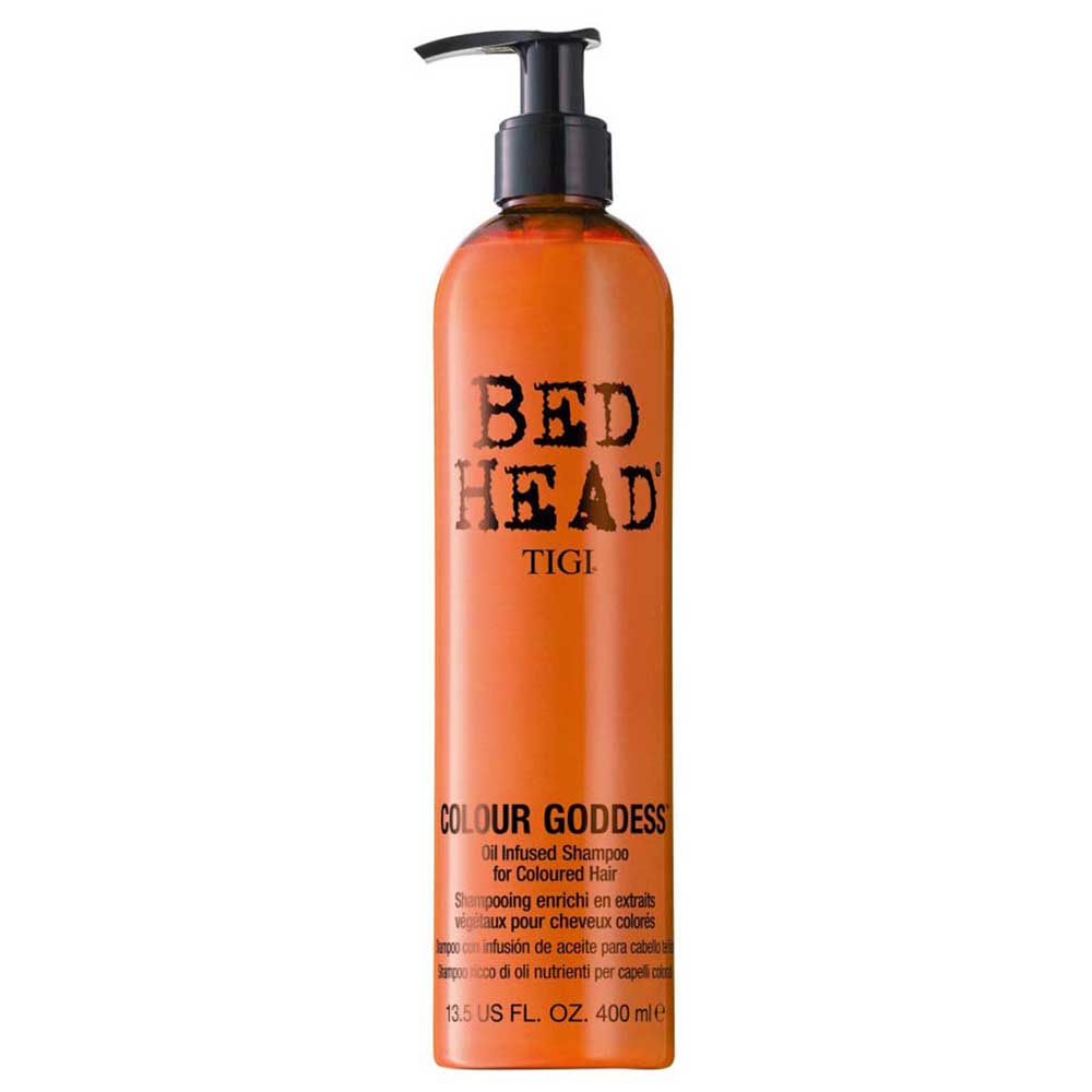 Tigi Fragrances Bed Head Colour Goddess Oil Infused Shampoo 400ml