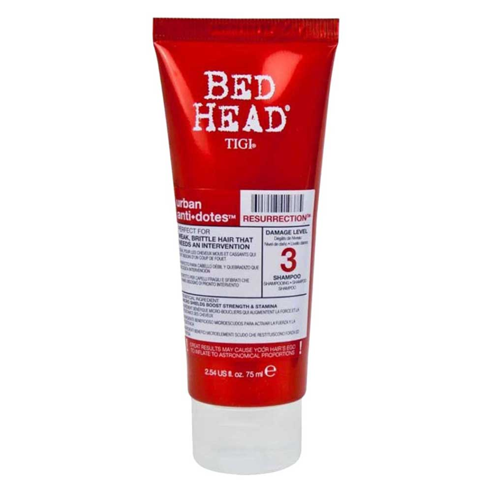 Tigi Fragrances Bed Head Urban Anti-dotes Resurrection Shampoo 250ml