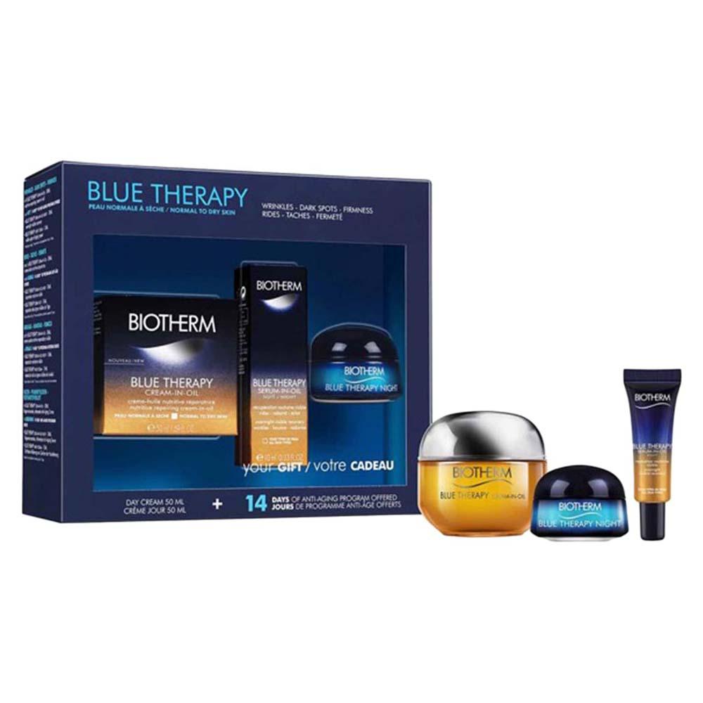 biotherm oil cream