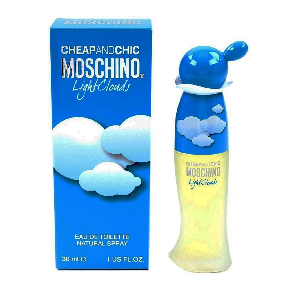 Moschino Light Clouds (L) 30ml edt
