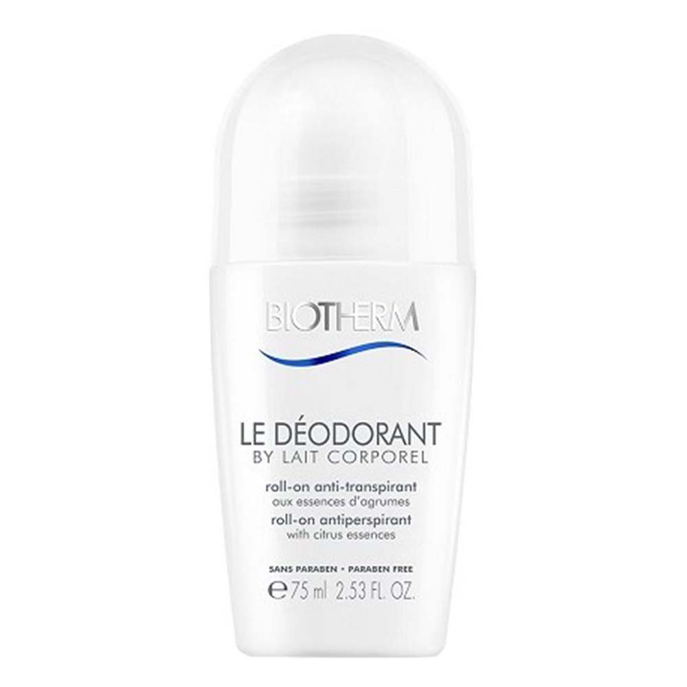 biotherm lait corporel deo roll on