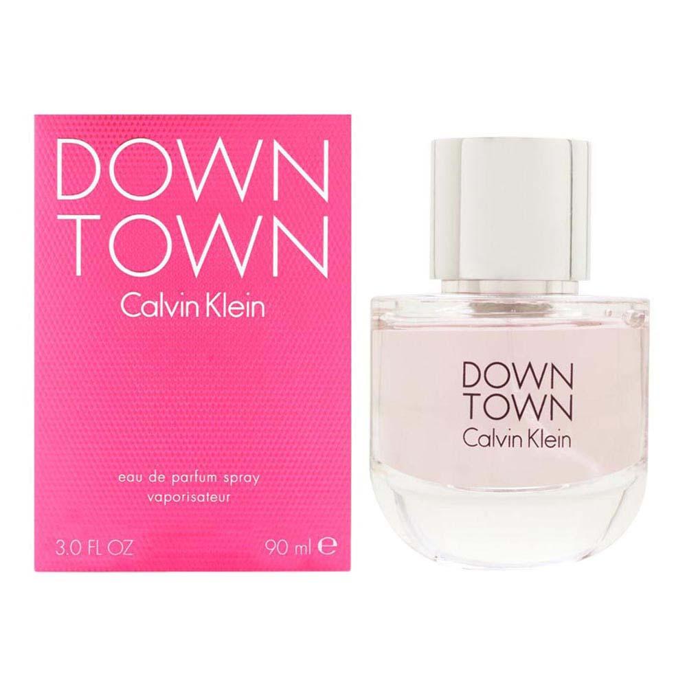 Calvin Klein Downtown Eau De Parfum 90ml Clear Dressinn