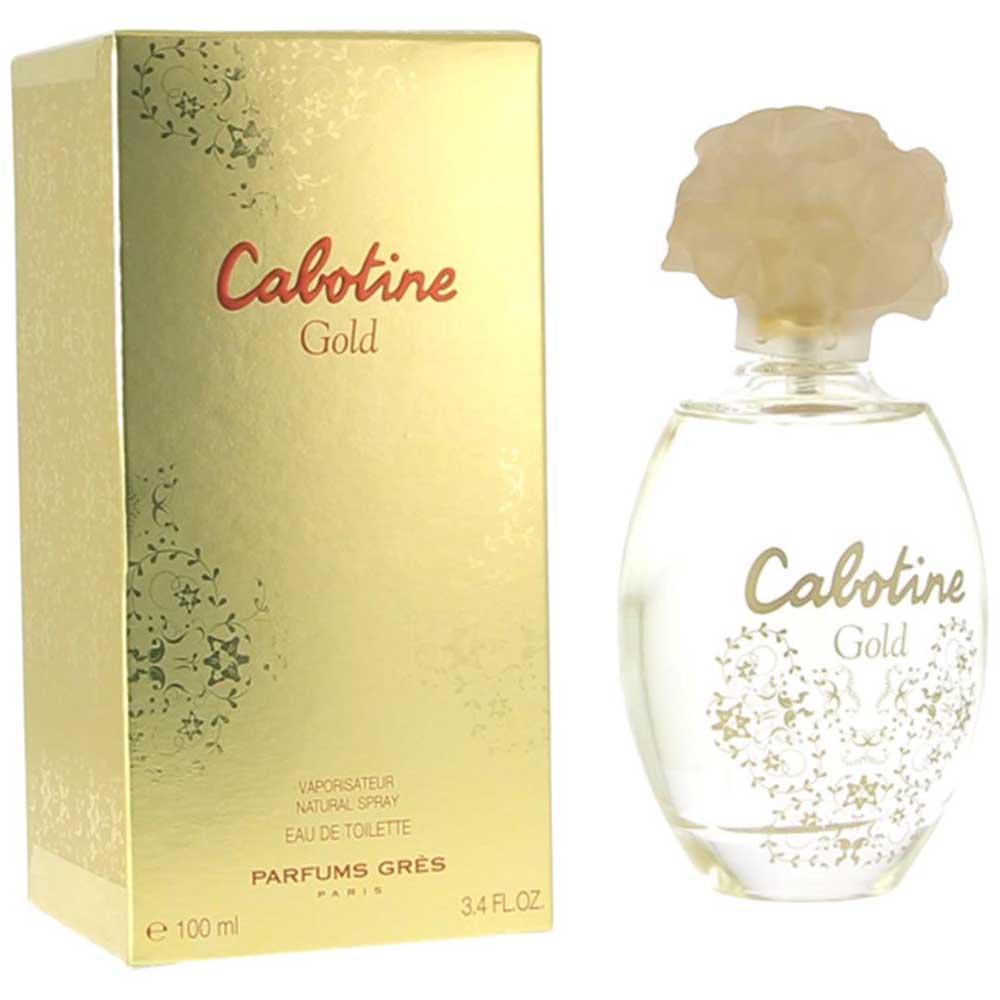 c9bb3ec97 Dyal fragrances Gres Cabotine Gold Eau De Toilette 100ml Clear, Dressinn
