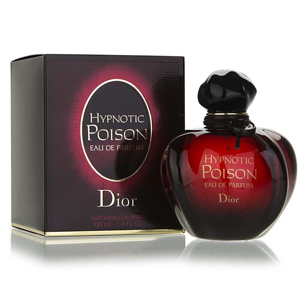 Dior Fragrances Hypnotic Poison Eau De Parfum 100ml Black Dressinn
