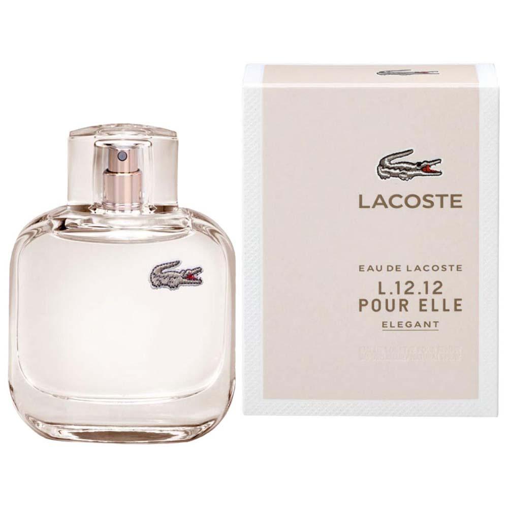 Lacoste-fragrances L.12.12 Pour Elle Elegant Eau De Toilette 90ml