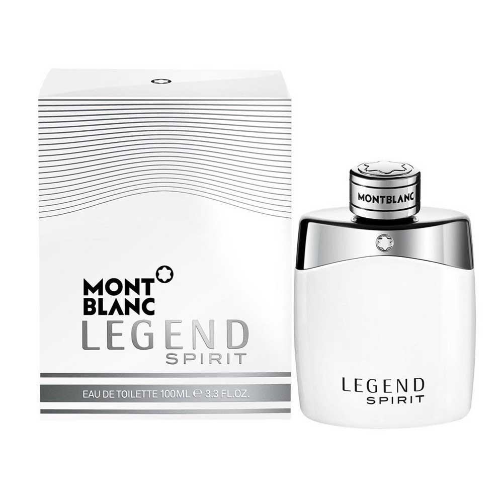 Perfumes masculinos Mont-blanc Legend Spirit Eau De Toilette 50ml