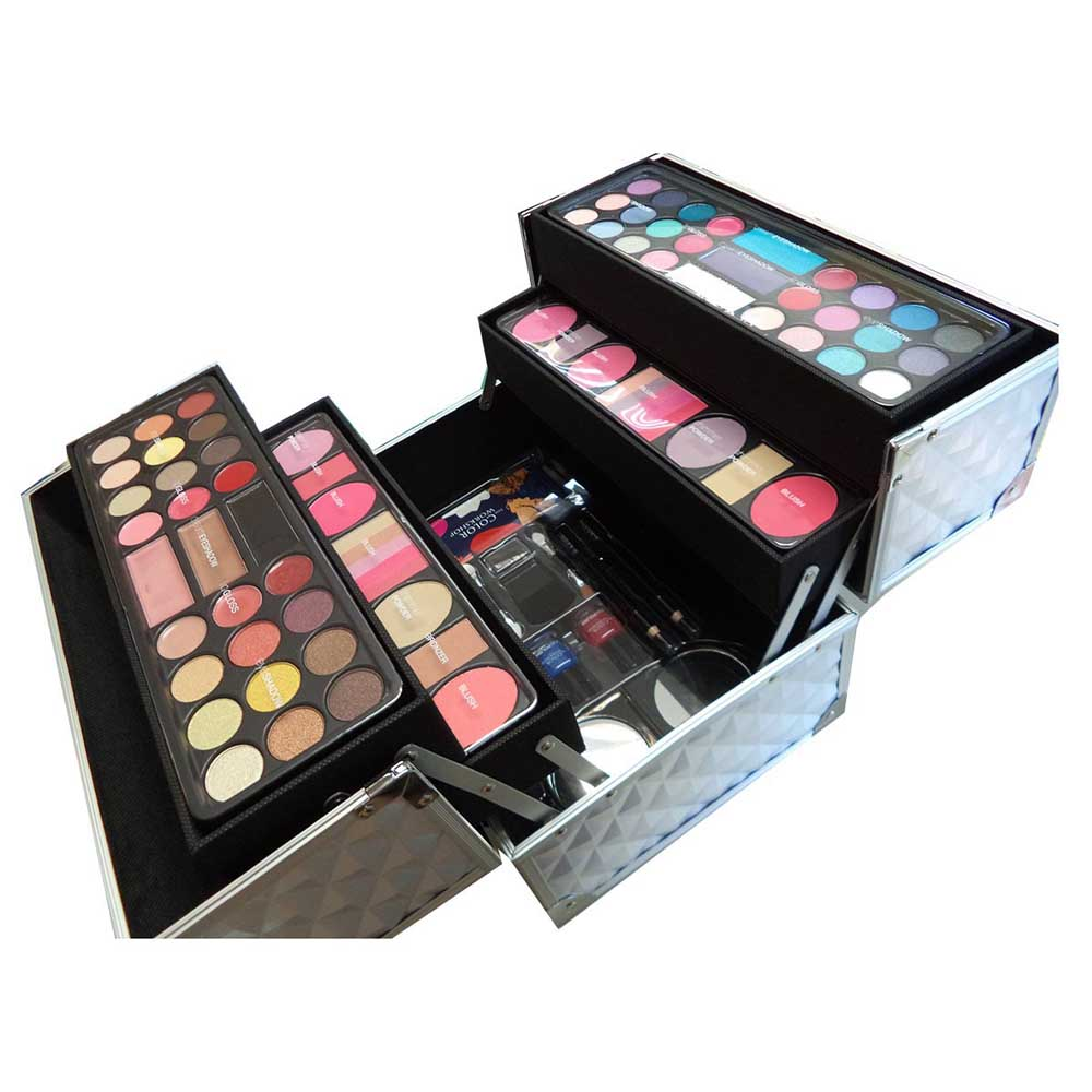 Markwins Professional Colors 79 Piece Collection 36 Eyeshadow + 12 ...
