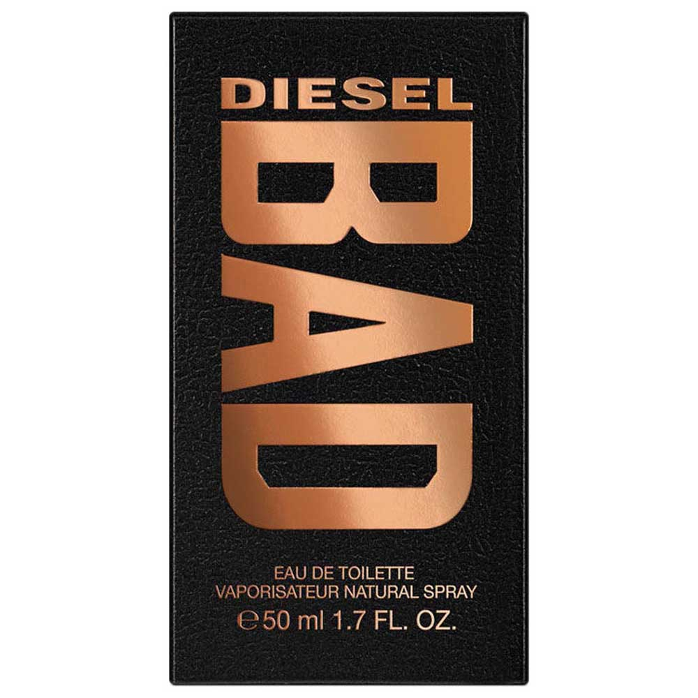 Diesel Otb Fragrances Bad Eau De Toilette 50ml черный Dressinn духи
