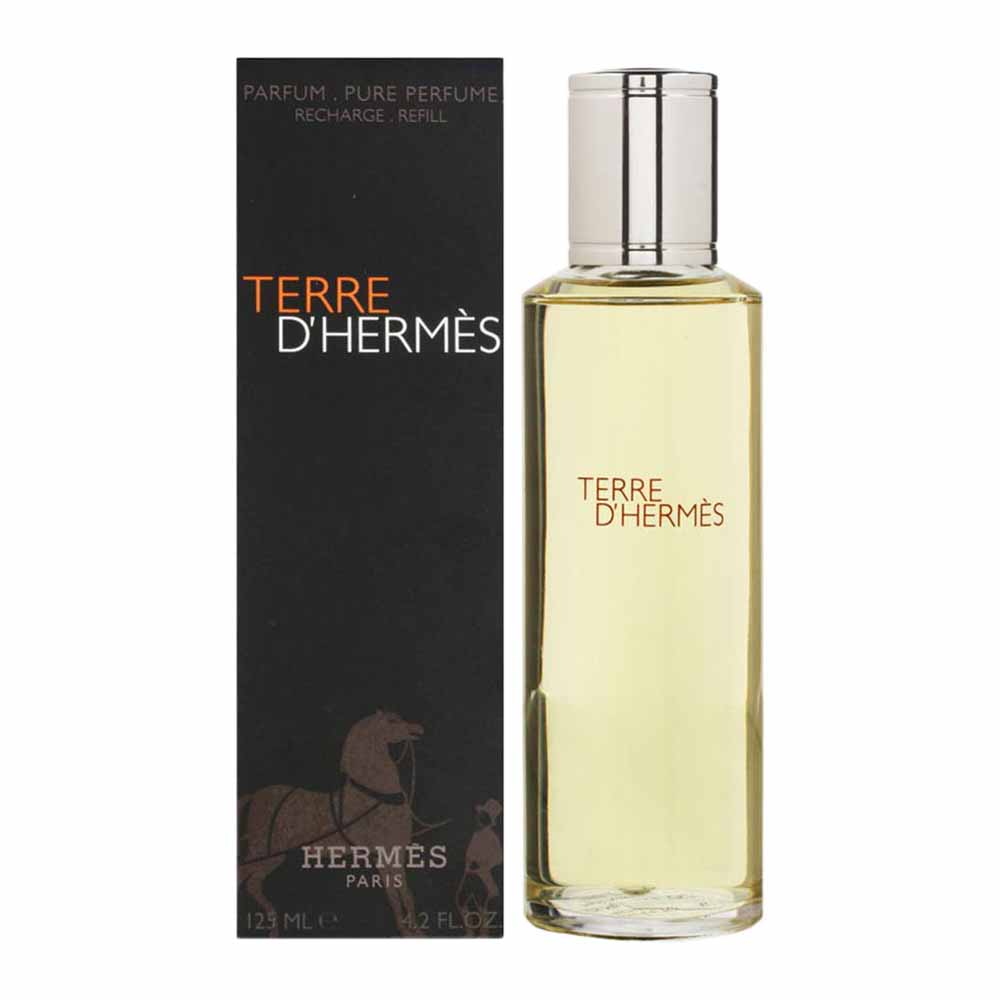 Paris Hermes Parfum 125ml D´hermes Refill Terre jA4L35R