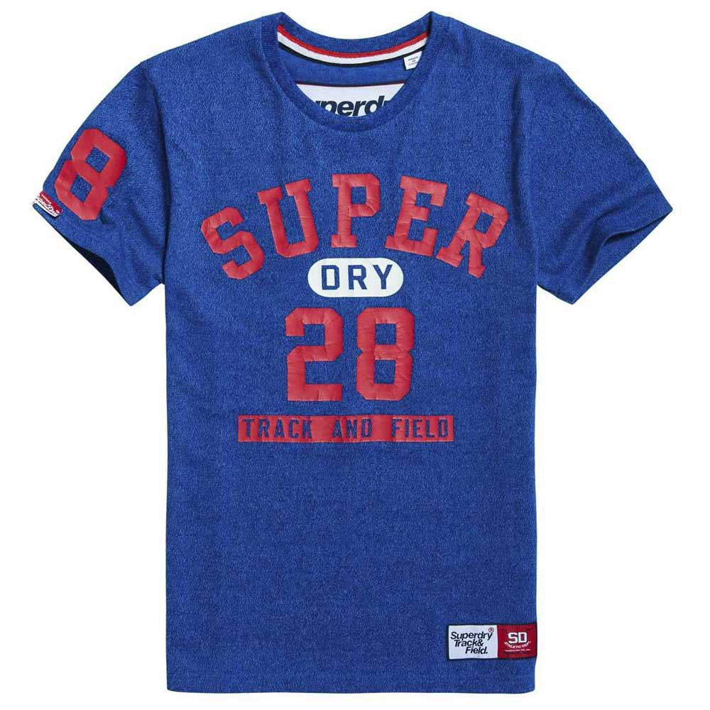 c97f3e7d Superdry Trackster S/S Grey buy and offers on Dressinn