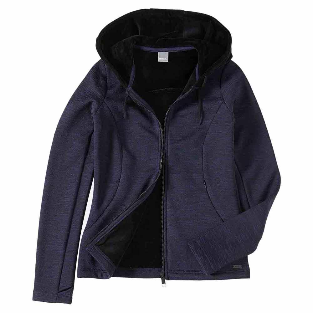 Bench Bonded Short Velvet Jacket buy and offers on Dressinn