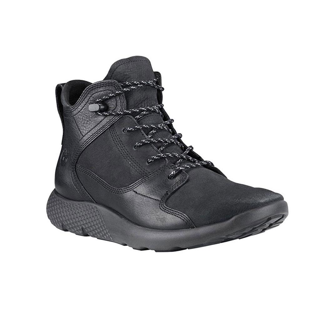 Timberland Fly Roam Leather Hiker Black 33fe4c415c