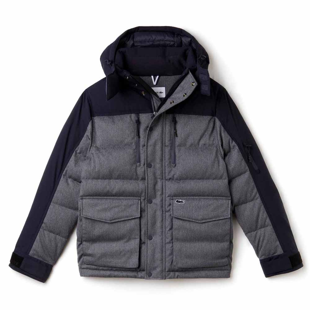 sélection premium ddb1c 82b9c Lacoste BH9804 Parka buy and offers on Dressinn