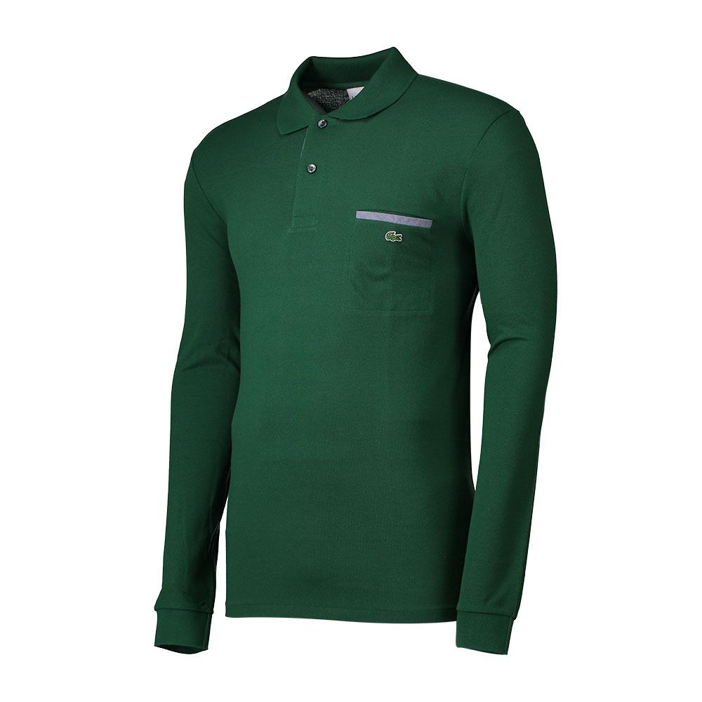 a5325cd34a Lacoste PH0118 L S Polo Verde comprar y ofertas en Dressinn