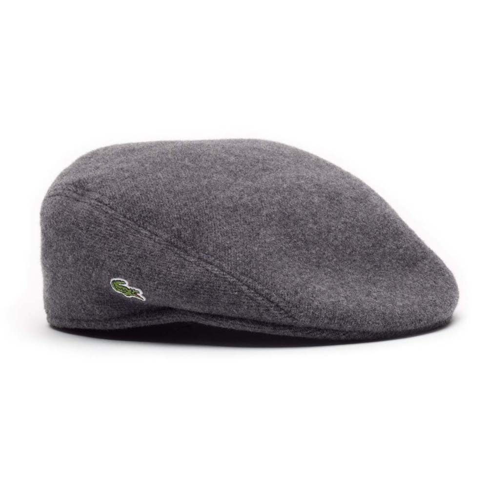 4ea129cb32e Lacoste RK9814 Caps Grey buy and offers on Dressinn