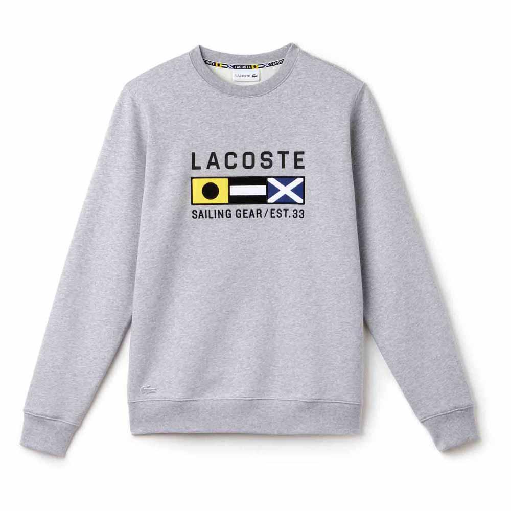 promo code 8f1af be752 Lacoste Sweatshirts Grau anfugen und sonderangebote, Dressinn