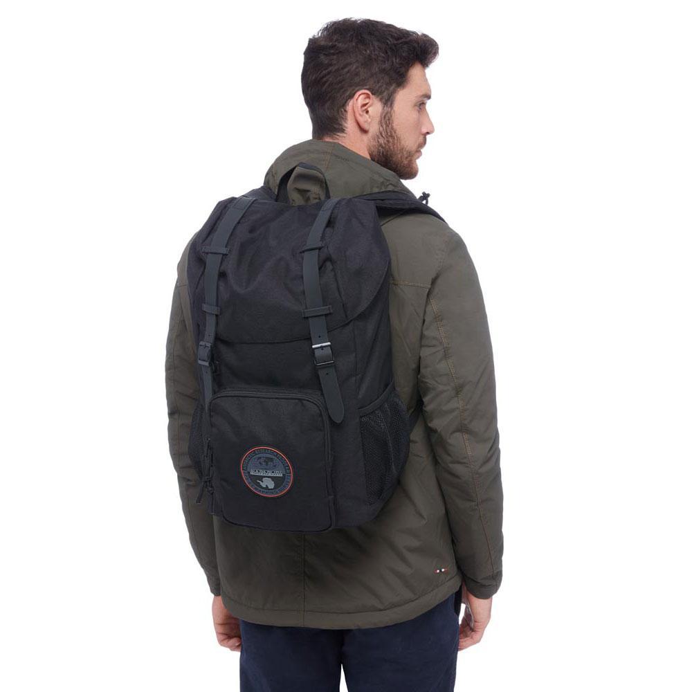 Napapijri Hoyal Day Pack Black buy and offers on Dressinn