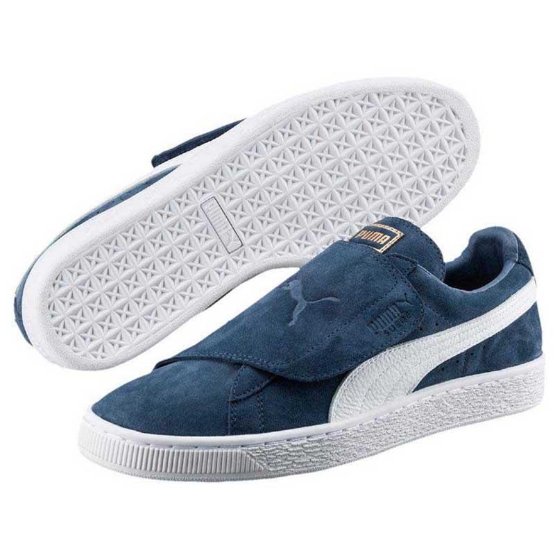 Puma Suede Wrap Wit kopen en aanbiedingen, Dressinn Sneakers