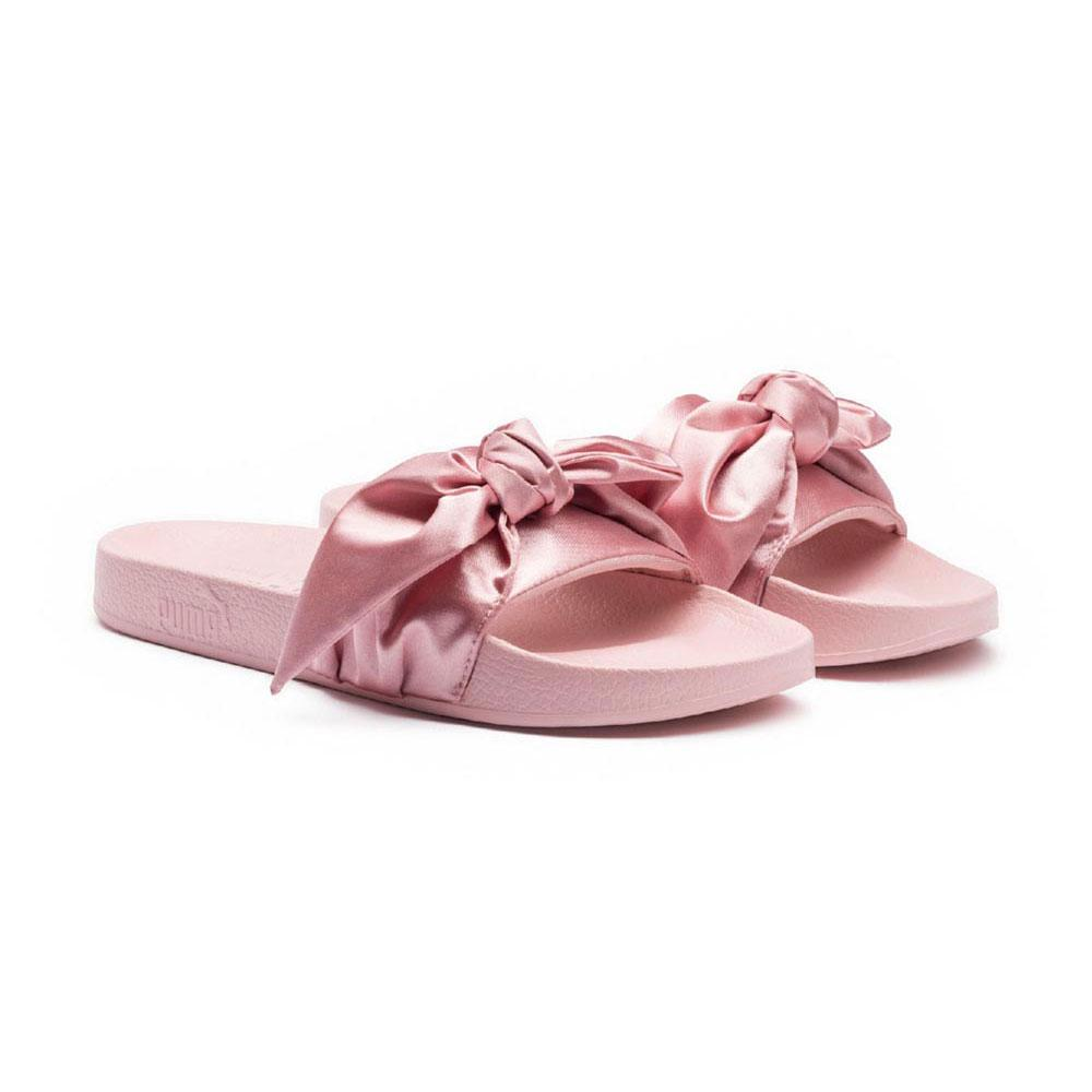 online retailer 5c4f5 de0bd Puma select Fenty Bow Slide buy and offers on Dressinn