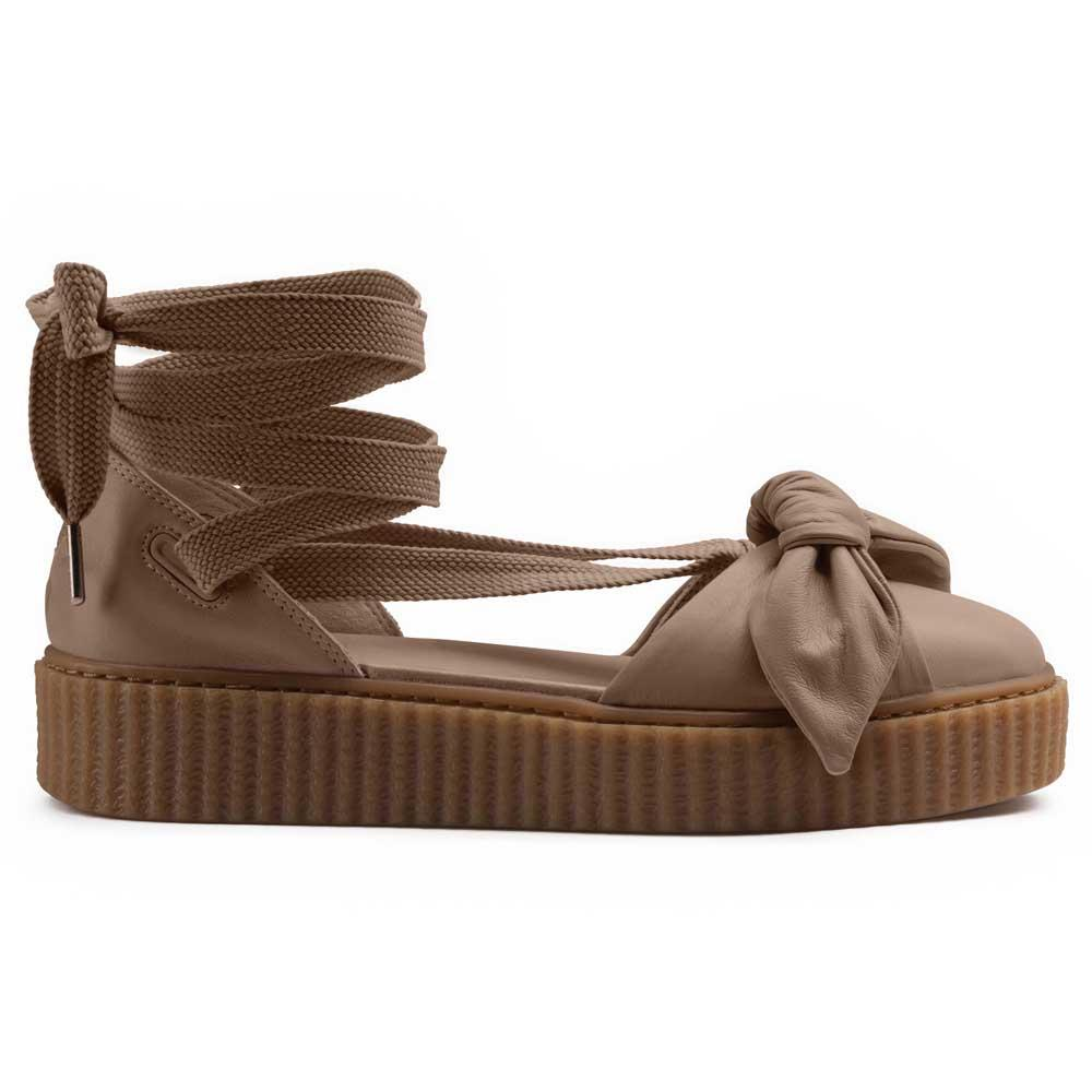 Puma select Fenty Bow Creeper Sandal Brun, Dressinn Sandaler