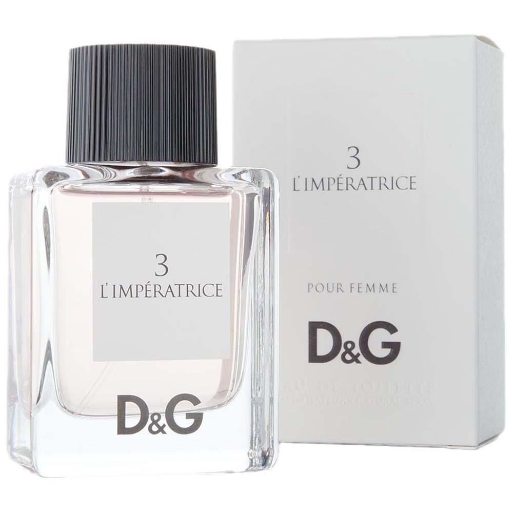 85d4ff47abec04 Dolce gabbana fragrances 3 L´Imperatrice Pour Femme Eau De Toilette 50ml  Vapo, Dressinn