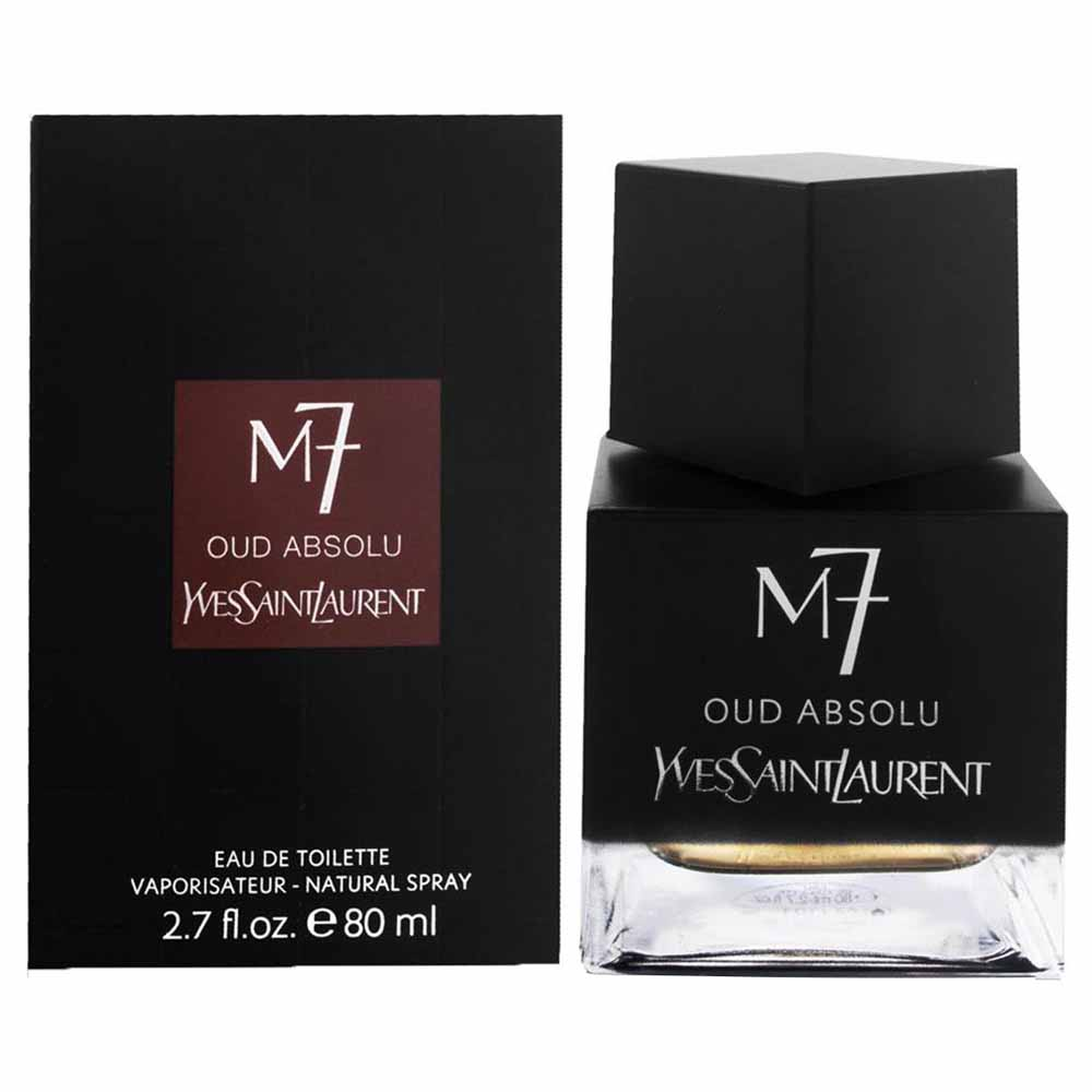 yves saint laurent fragrances m7 oud absolut eau de toilette 80ml vapo dressinn. Black Bedroom Furniture Sets. Home Design Ideas