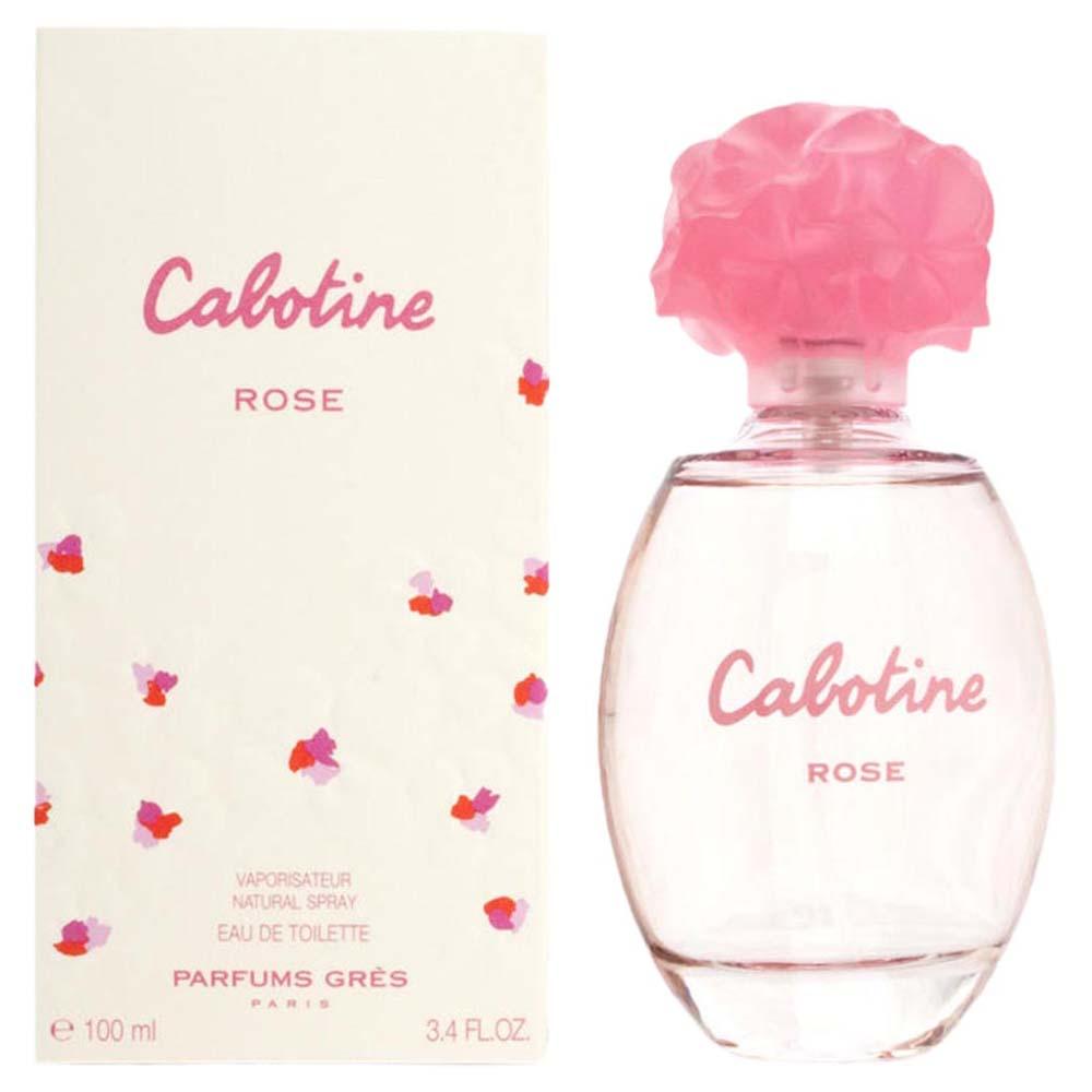 7d9d400ed Dyal fragrances Gres Cabotine Rose Eau De Toilette 100ml Vapo Clear,  Dressinn