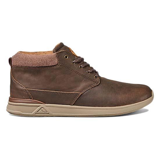 Reef Rover Mid FGL, Zapatillas para Hombre, Marrón (Bronze Brown), 43 1/2 EU