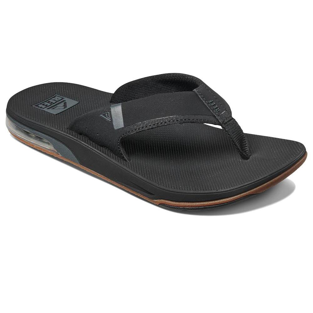 detailing online here incredible prices Reef Fanning Low Black buy and offers on Dressinn