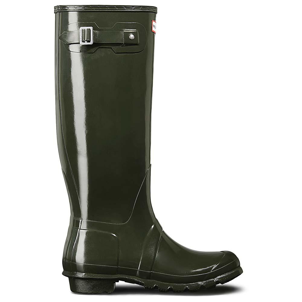 Hunter Original Tall Gloss Rain buy and offers on Dressinn