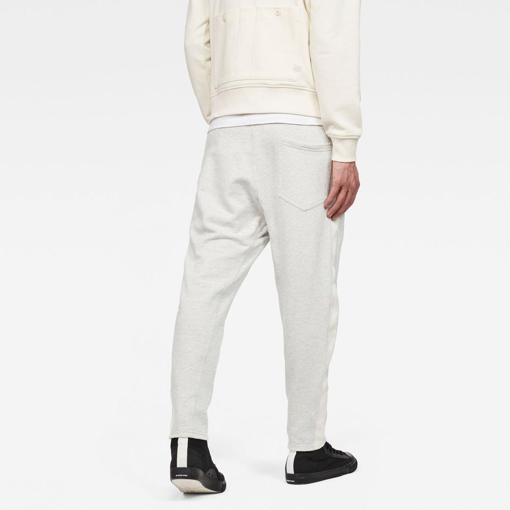 pants-gstar-core-stripe-cropped-3d-tapered-sweatpants, 54.45 GBP @ dressinn-uk