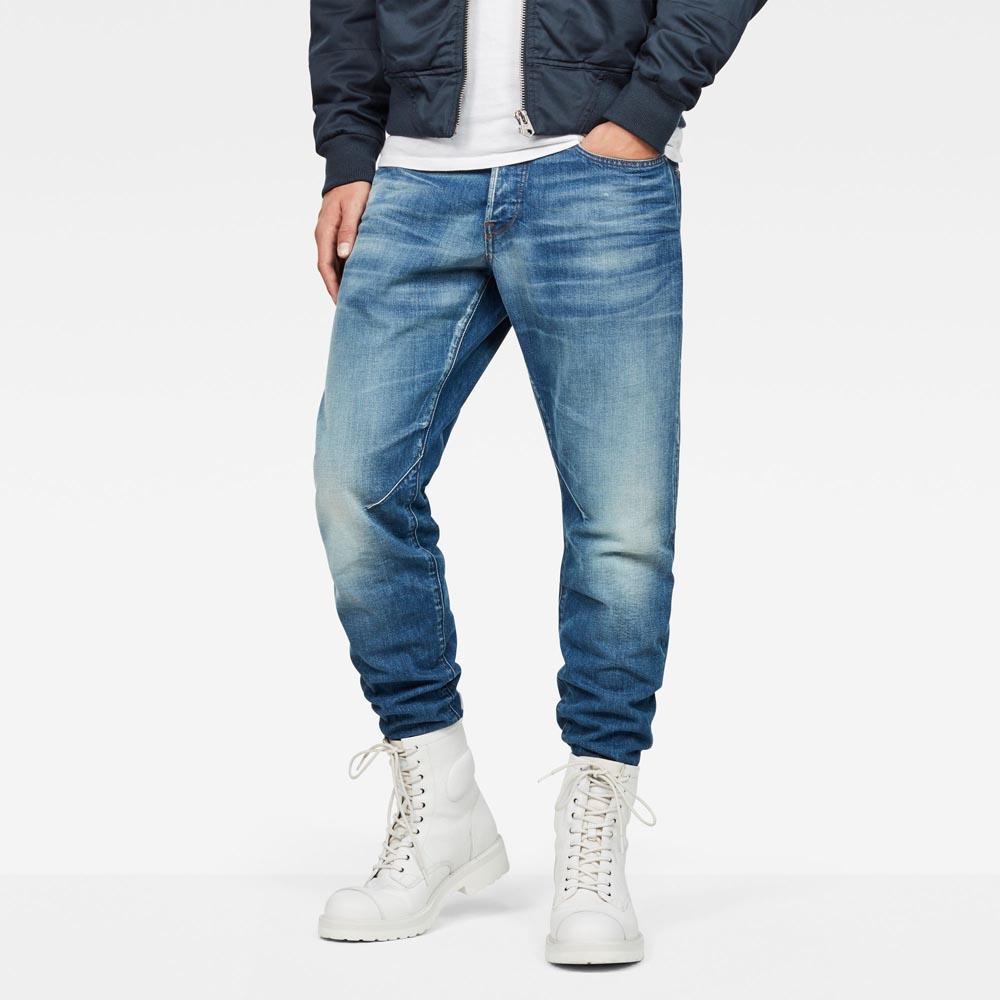 Gstar D Staq 5 Pocket Tapered