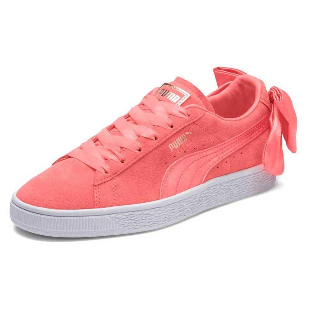 Sneakers Puma-select Suede Bow EU 40 Shell Pink / Shell Pink