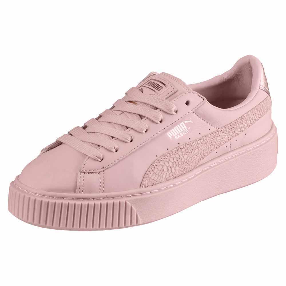 best sneakers 7fc90 9ab6f Puma select Basket Platform Euphoria RG