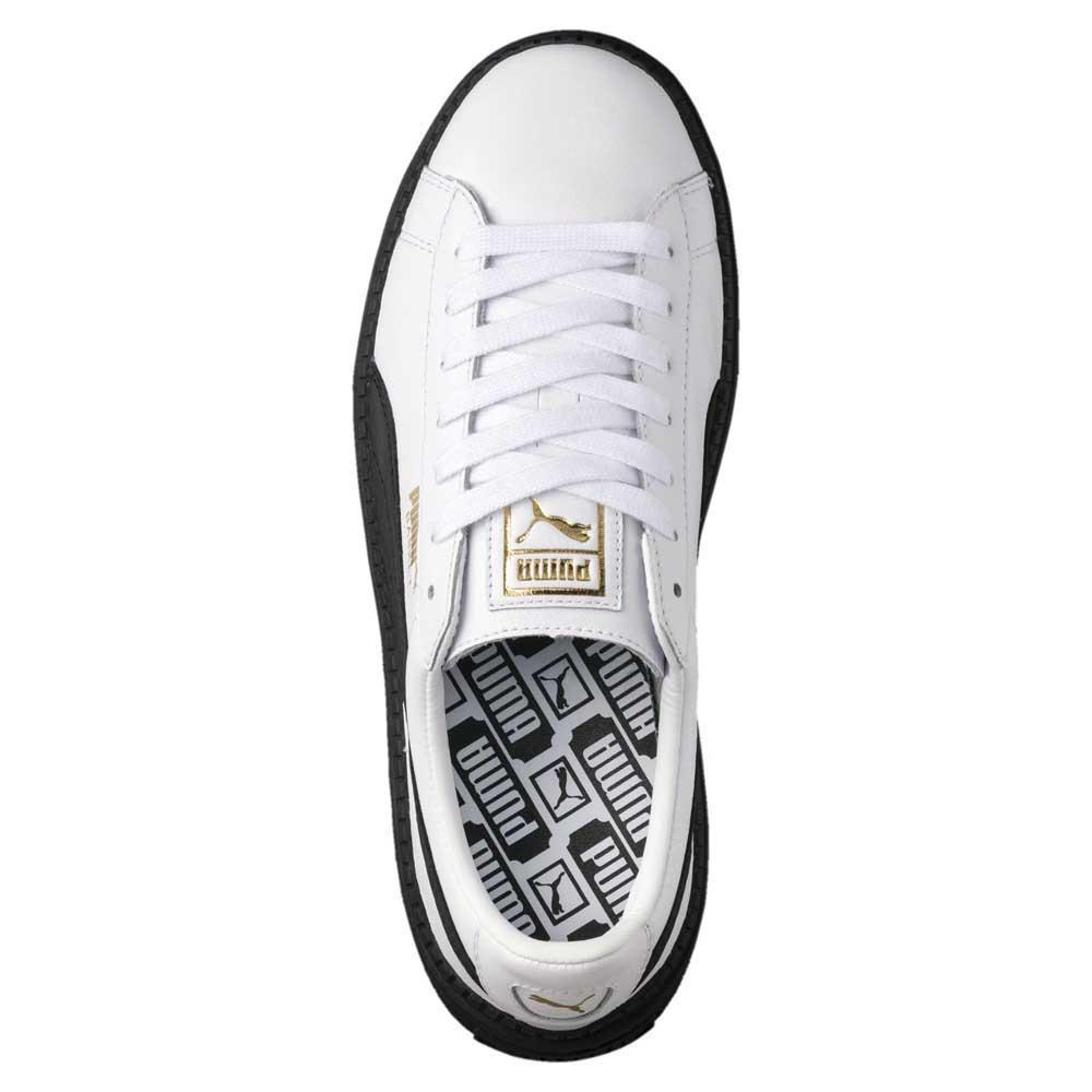 outlet store fb85e 20b18 Puma select Basket Platform Trace