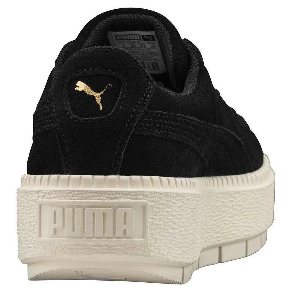 Puma select Suede Platform Trace Black 2564928e1