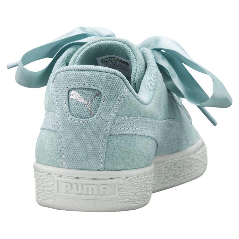 Puma Suede Platform Pebble buy and offers on Dressinn