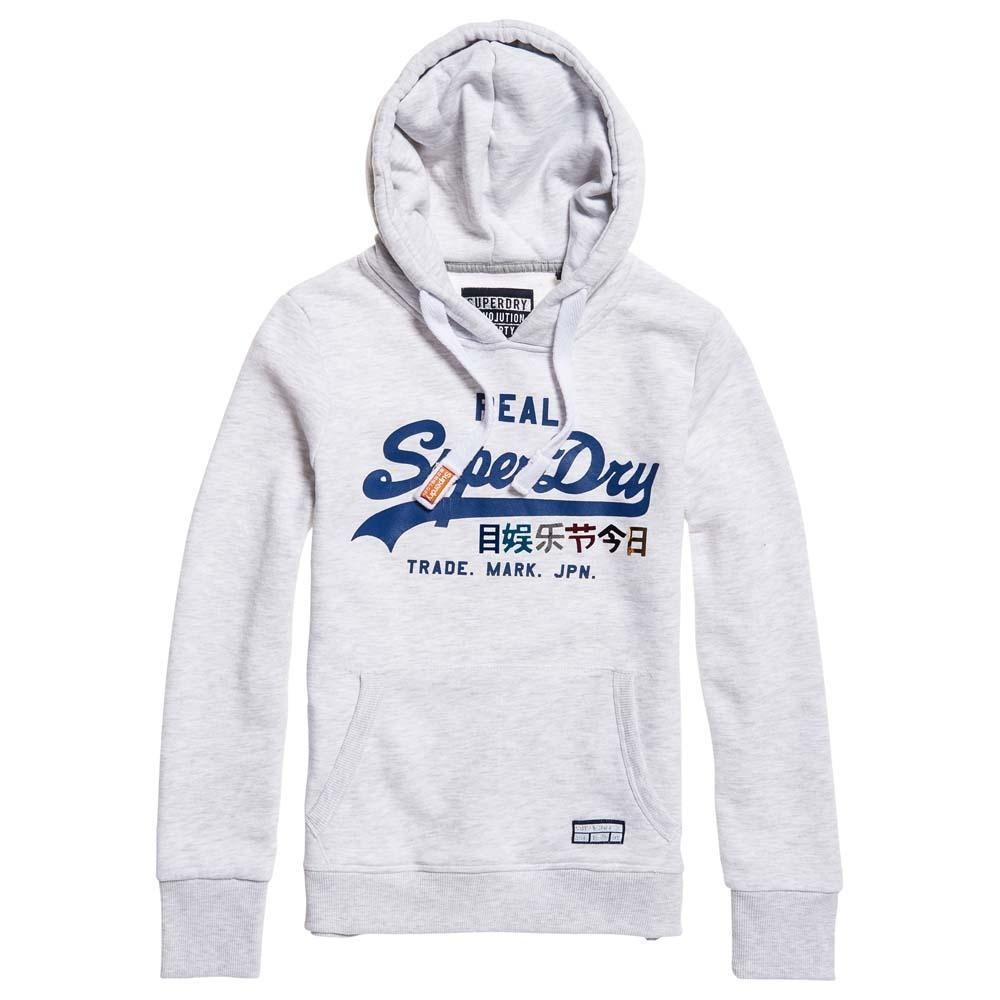 Superdry Women VINTAGE LOGO FOIL POP ENTRY HOOD Hoodie