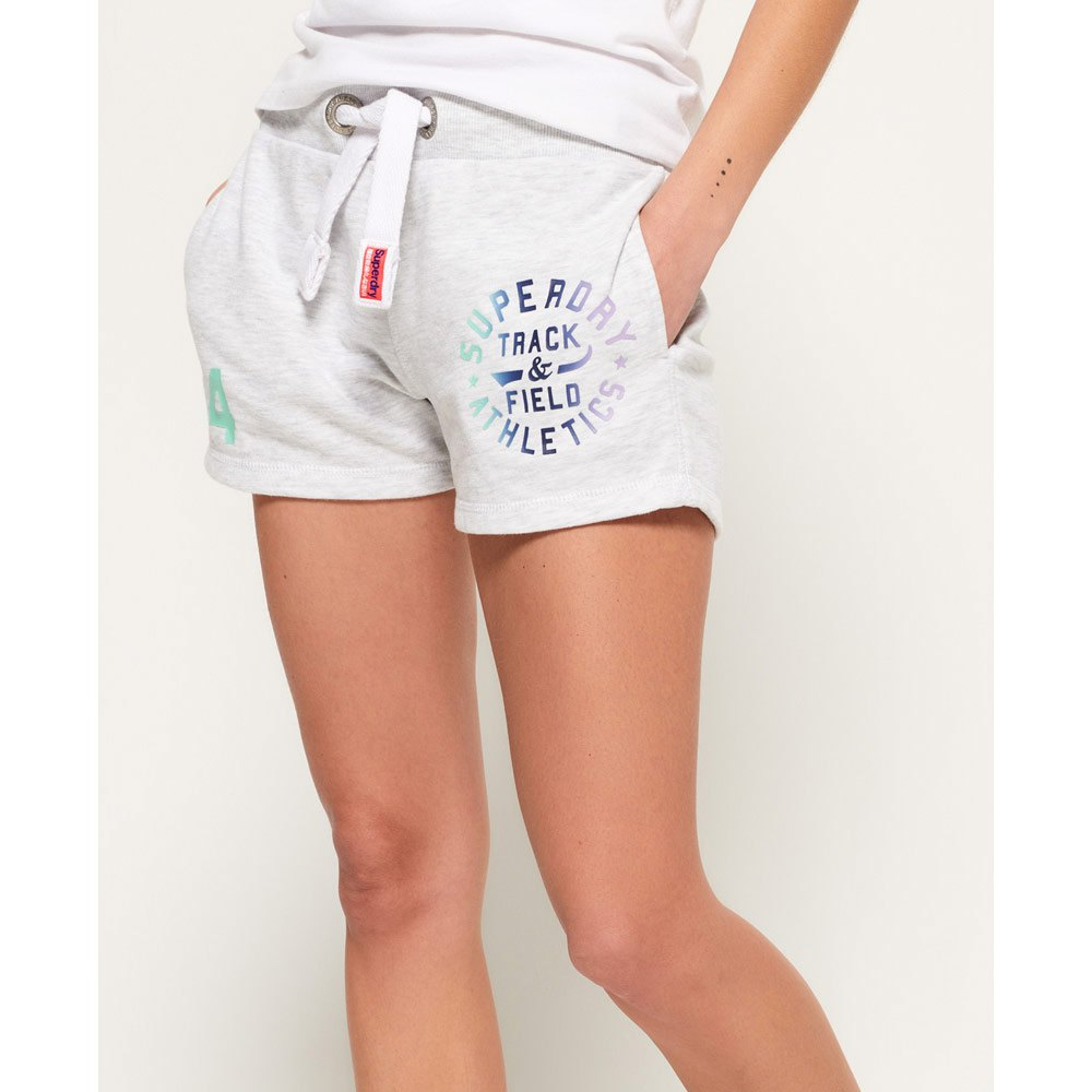 4673fe56 Superdry Track & Field Lite White buy and offers on Dressinn