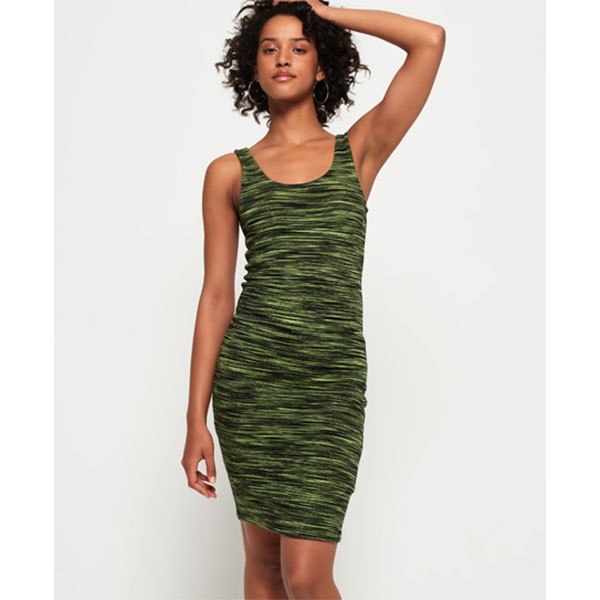 Superdry Womens Vacation Stripe Bodycon Dress