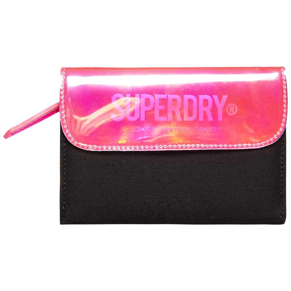 a6a4f7a1ae Superdry Evey Fold Purse Black buy and offers on Dressinn