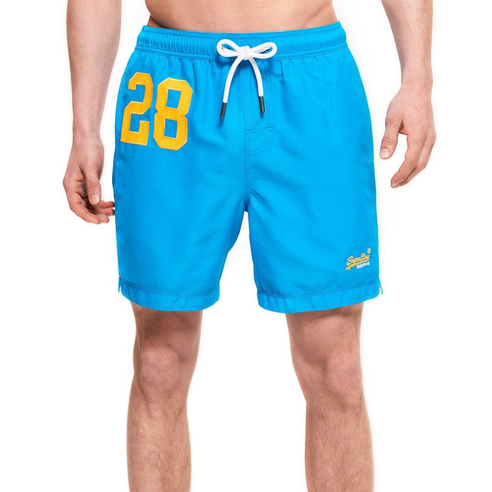 c2c46a1b89 Superdry Waterpolo Swim Short Azul comprar y ofertas en Dressinn