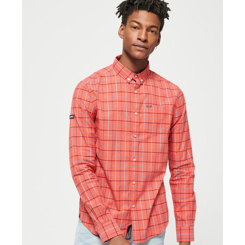 Superdry Ultimate University Oxford Shirt in 2019 | Long