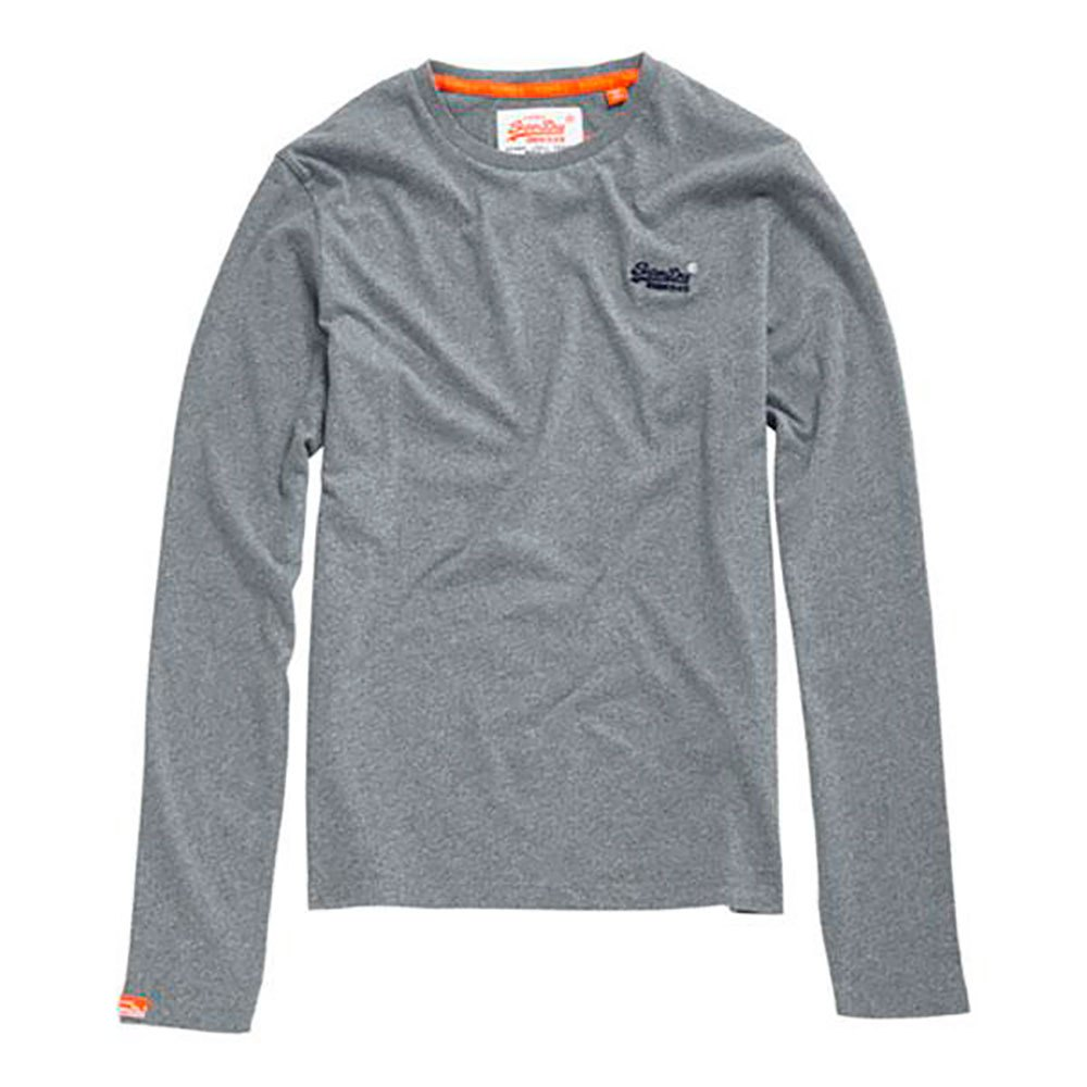 98925bce Superdry Orange Label Vintage Emb Grey, Dressinn