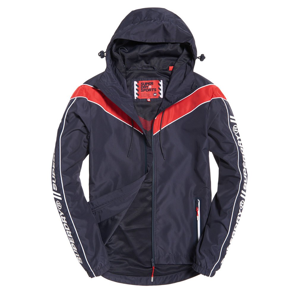 Blousons Superdry Track Cagoule