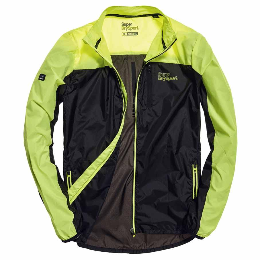 Superdry Core Running Shell