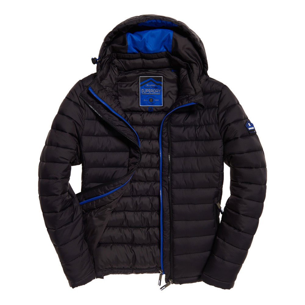 Superdry Fuji Double Zip Hood