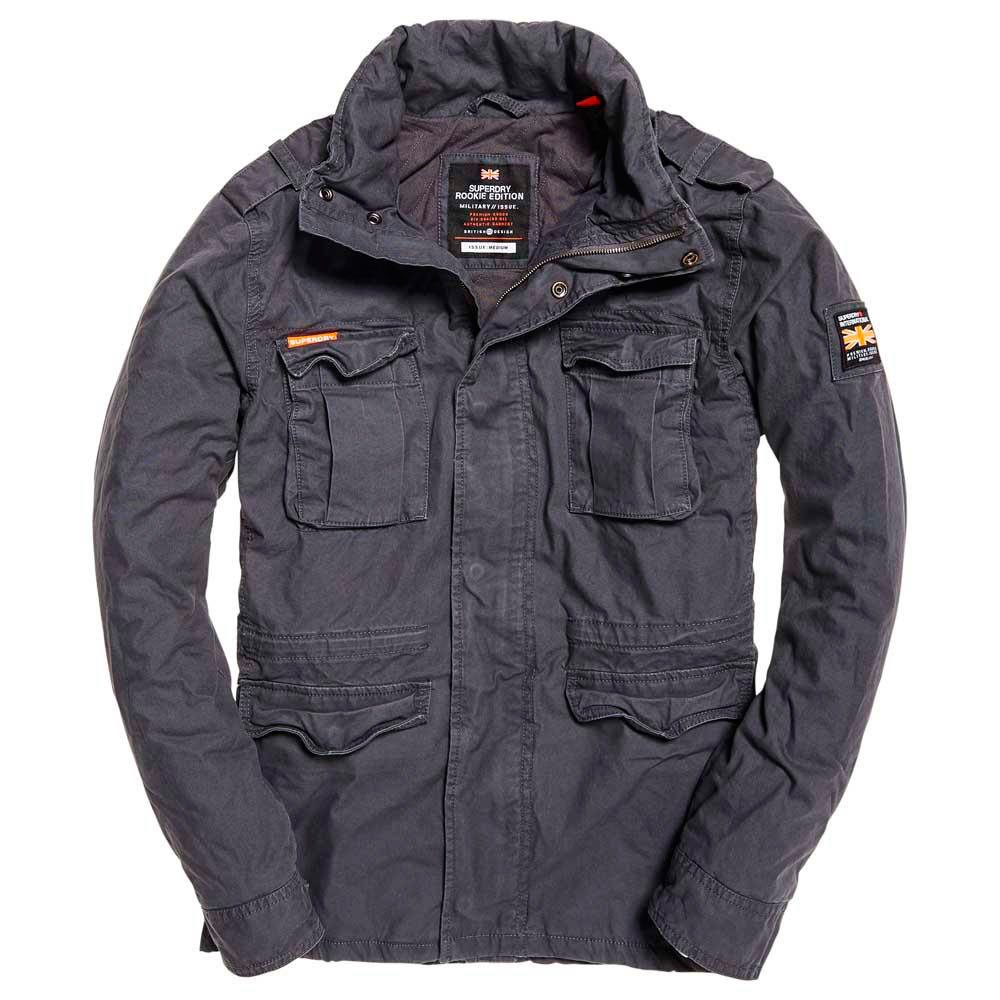 39ca5cbb4bef Superdry Classic Rookie Military Γκρι
